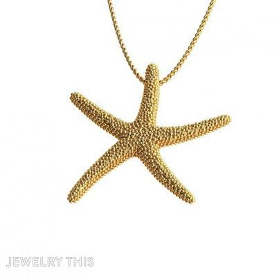 Star Pendant, Pendants, Locket