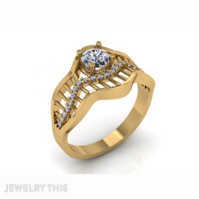 Fashion Ring, Rings