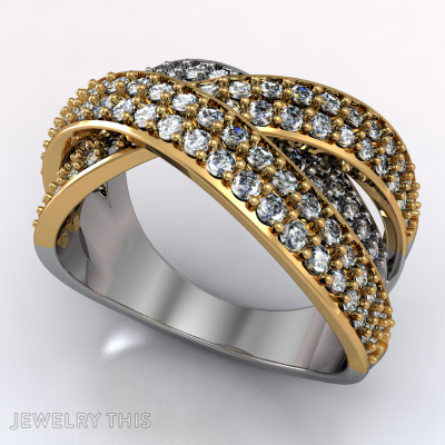Fashion Ring, Rings, Fashion