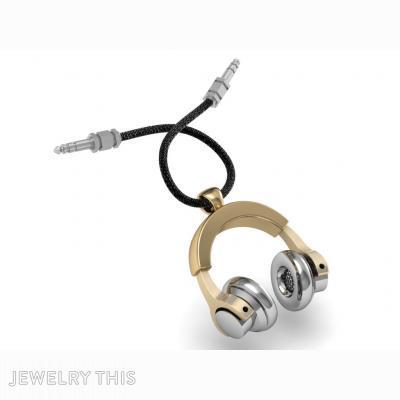 Headphones Design, Pendants