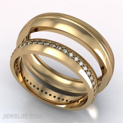Bridal Set Ring, Rings, Bridal Set