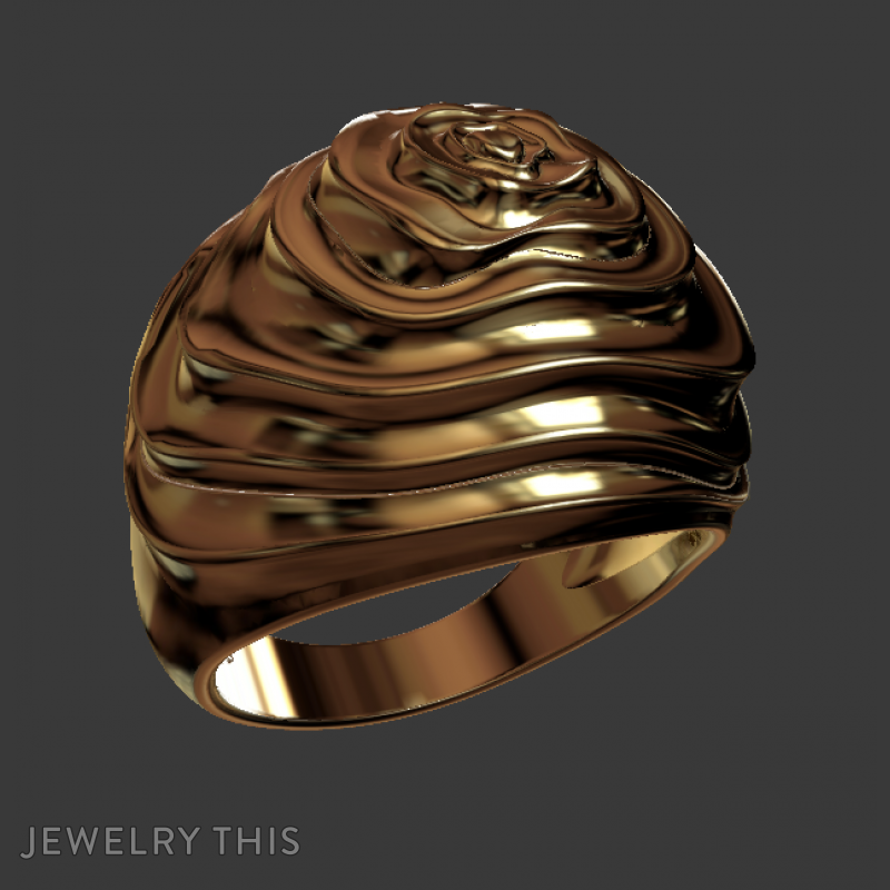 Coctail Ring, Rings, Cocktail