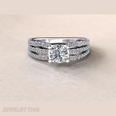 High Jewelry, Rings, Engagement