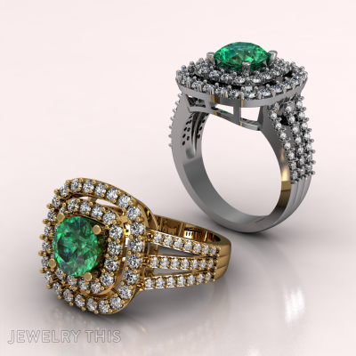 Cocktail Ring, Rings, Cocktail