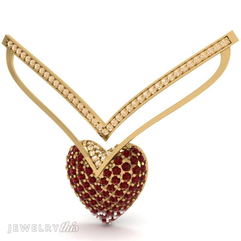 Modern Jewelry Design Ideas: Blog » A Modern Twist To Valentine's Day Jewels » Jewelrythis