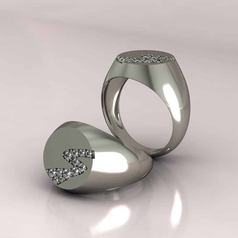 3D Jewelry Design: Signet Ring » Jewelrythis
