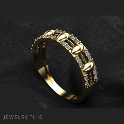 Wr13, Rings, Wedding