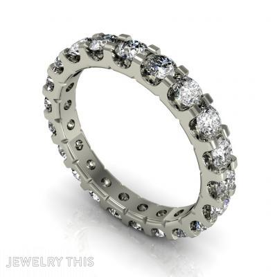 Eternity Band Ring, Rings, Eternity Band