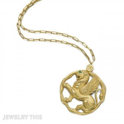 Persian Lion, Pendants, General