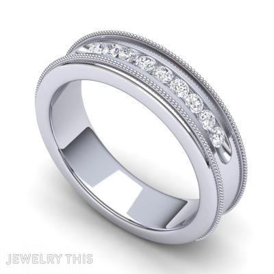 Rs-094, Rings, Eternity Band