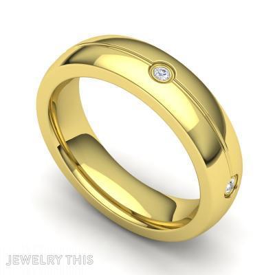 Rs-086, Rings, Men's