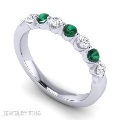 Rs-018, Rings, Eternity Band