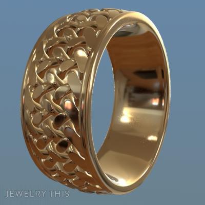 Ring, Rings, Men's