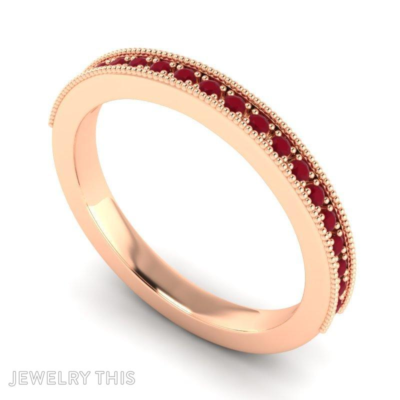 Rs-029, Rings, Eternity Band