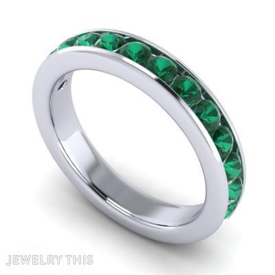 Rs-043, Rings, Eternity Band