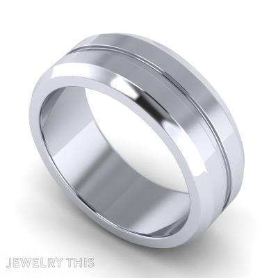 Rs-063, Rings, Men's