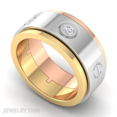 Rs-312, Rings, Men's