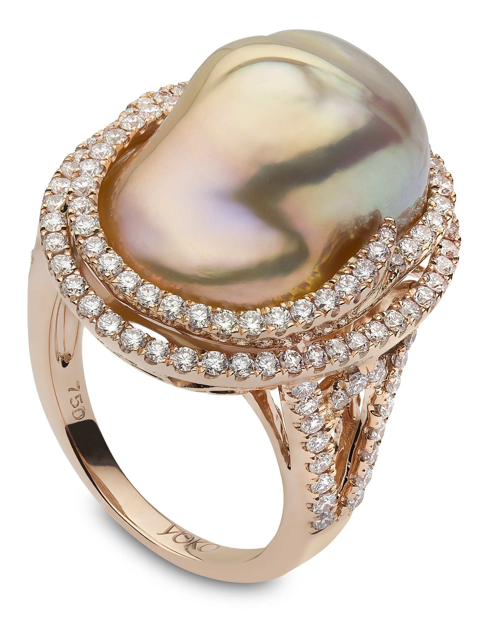 Fantastic Blog » Working with Baroque Pearls » Jewelrythis JU53