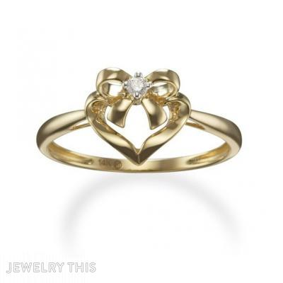 Bow Ring, Rings, Promise