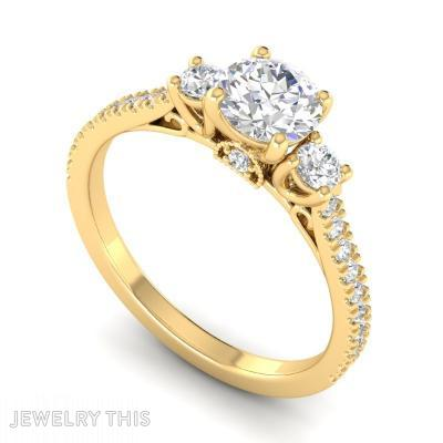 Rs-255, Rings, Engagement