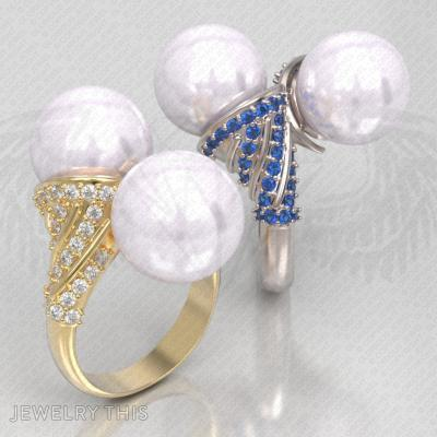 Ring – Four Ring Sizes, Rings, Engagement