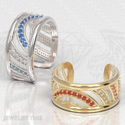 Ring, Rings, Wedding
