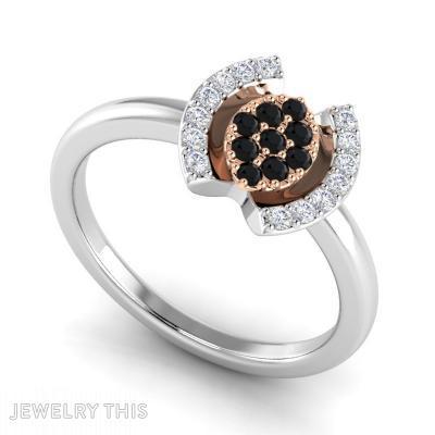 Rg-023-B, Rings, Fashion