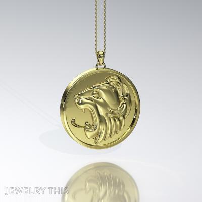 Lion, Pendants, General