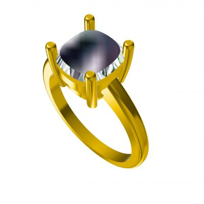 Jewelry Ring 3D Cad Model, Rings, Engagement