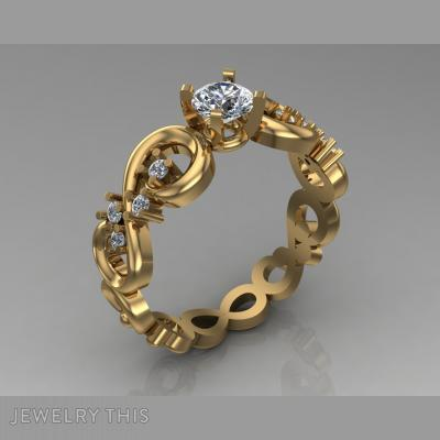 Infinity Ring, Rings