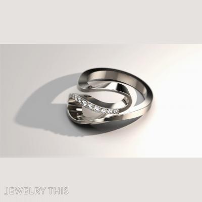 Spiry Ring, Rings, Fashion