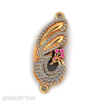 Peacock Pendant, Pendants, General