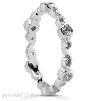 Diamond Wedding Ring, Rings, Eternity Band
