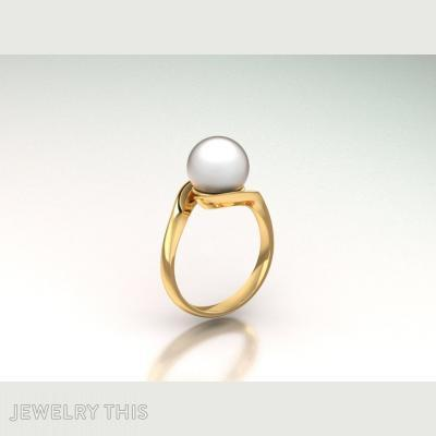 Pearl, Rings, Crossover