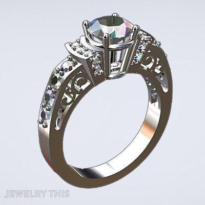 Engagement Ring, Rings, Wedding