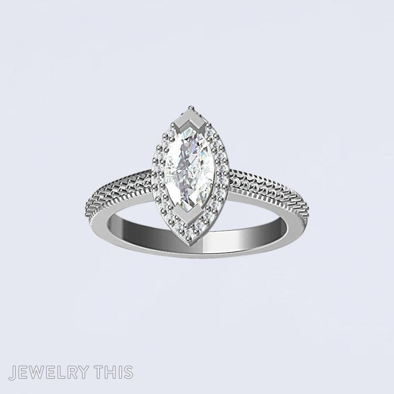 Marquise, Rings, Engagement
