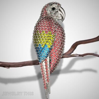Parrot Pendant, Pendants