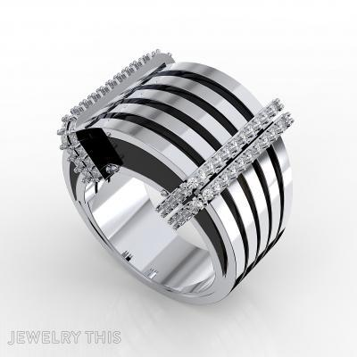 Grill, Rings, Fashion