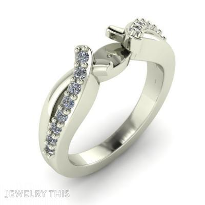 Suzy Twist, Rings, Engagement