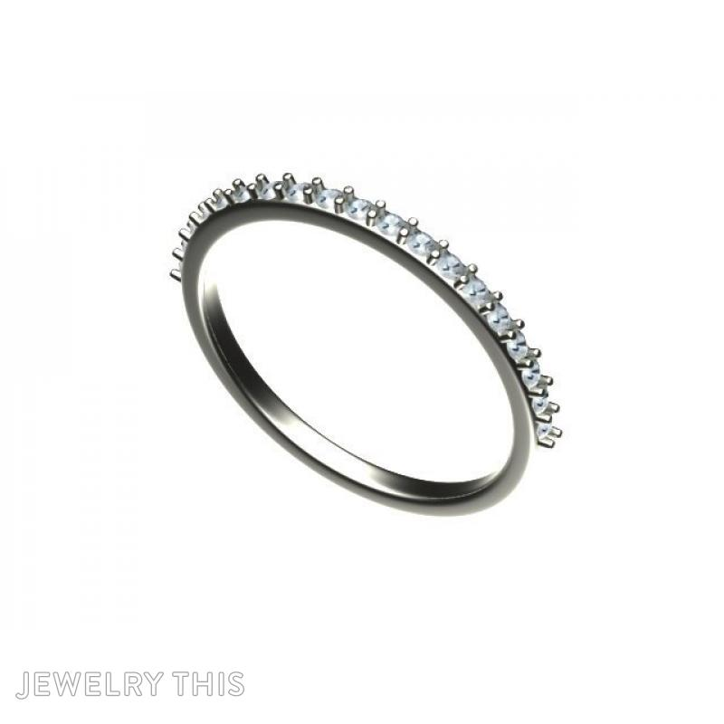 3d Jewelry Design A Simple Ring Band Jewelrythis Jewelry